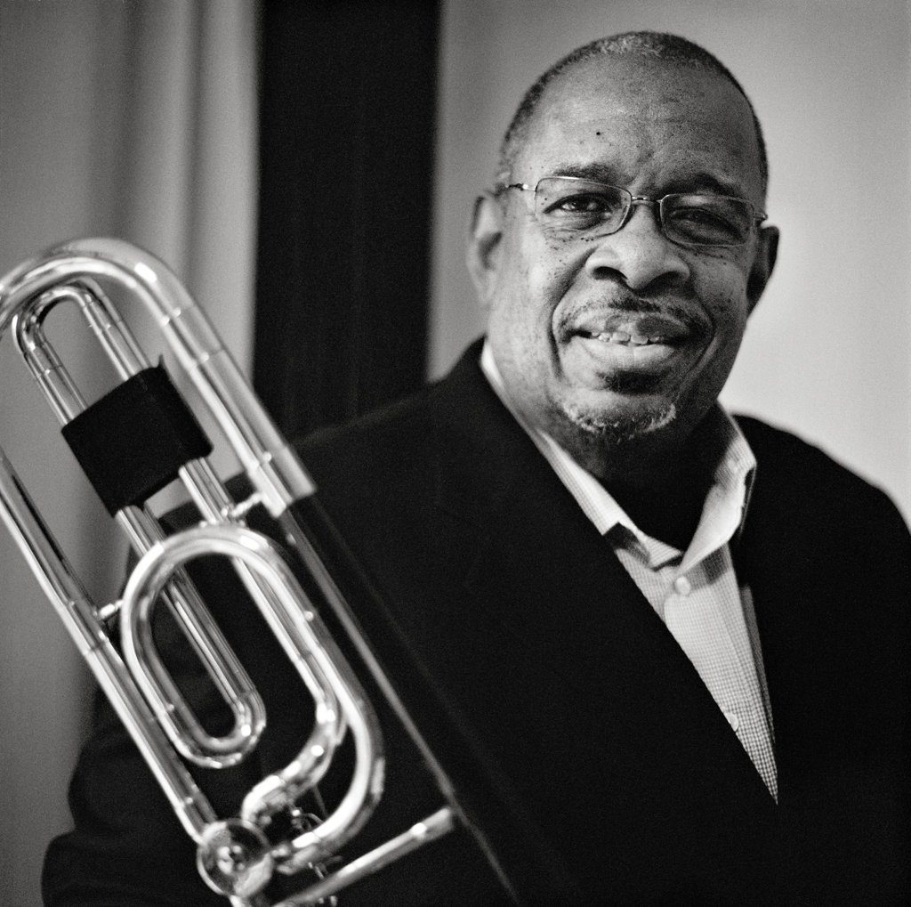 Fred Wesley (James Brown, Parliament) Mobile, Al