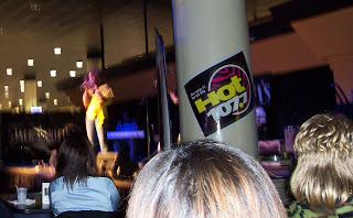 Hot 107.7 $10 Concert Series (February22, 2008) AKA Excuse My Pictures