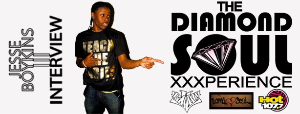 DSXXX Jesse Boykins III Interview