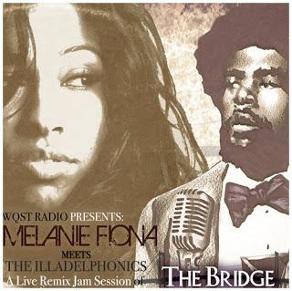 WQST Presents: Melanie Fiona Meets The Illadelphonics (Download)