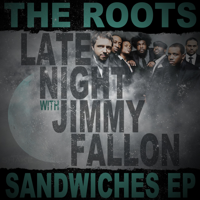 The Roots are Money Making Jam Boys that make Sandwiches for Jimmy Fallon
