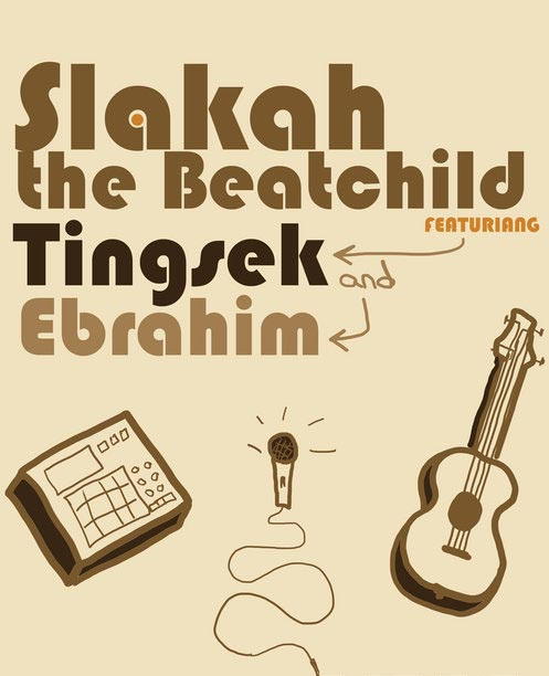 Slakah the Beatchild, Ebrahim & Tingsek – War Within