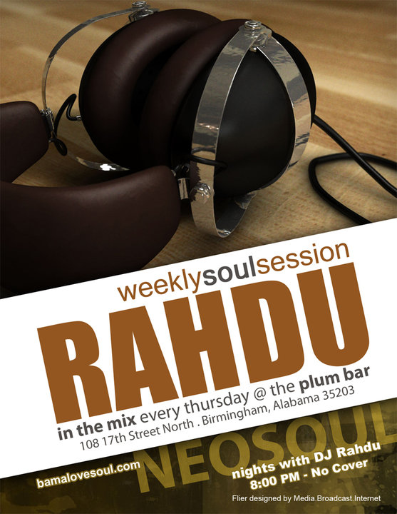 DJ Rahdu LIVE at Plum Bar (Download)