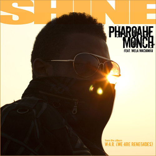Pharoahe Monch – Shine feat Mela Machinko (prod by Diamond D)