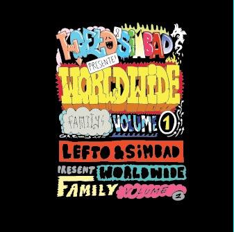 Lefto & Simbad present WorldWide Family Vol.1