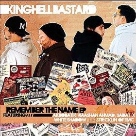 King Hell Bastard KHB Remember The Name EP