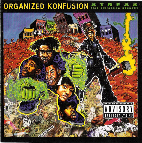 Late Pass #44: Organized Konfusion – Let's Organize feat OC and Q-Tip