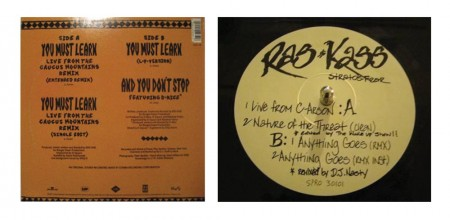 Boogie Down Productions's 'You Must Learn ... - WhoSampled