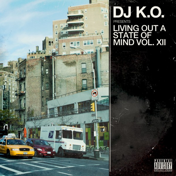 DJ K.O. – Living Out a State of Mind Vol. 12 (Download)