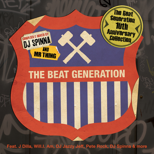 DJ Spinna & Mr Thing – The Beat Generation: 10th Anniversary Collection Mix