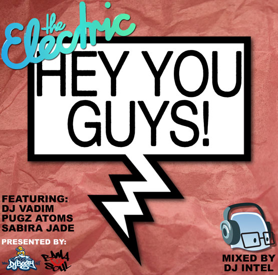 BamaLoveSoul x DJ Booth present The Electric – Hey You Guys!