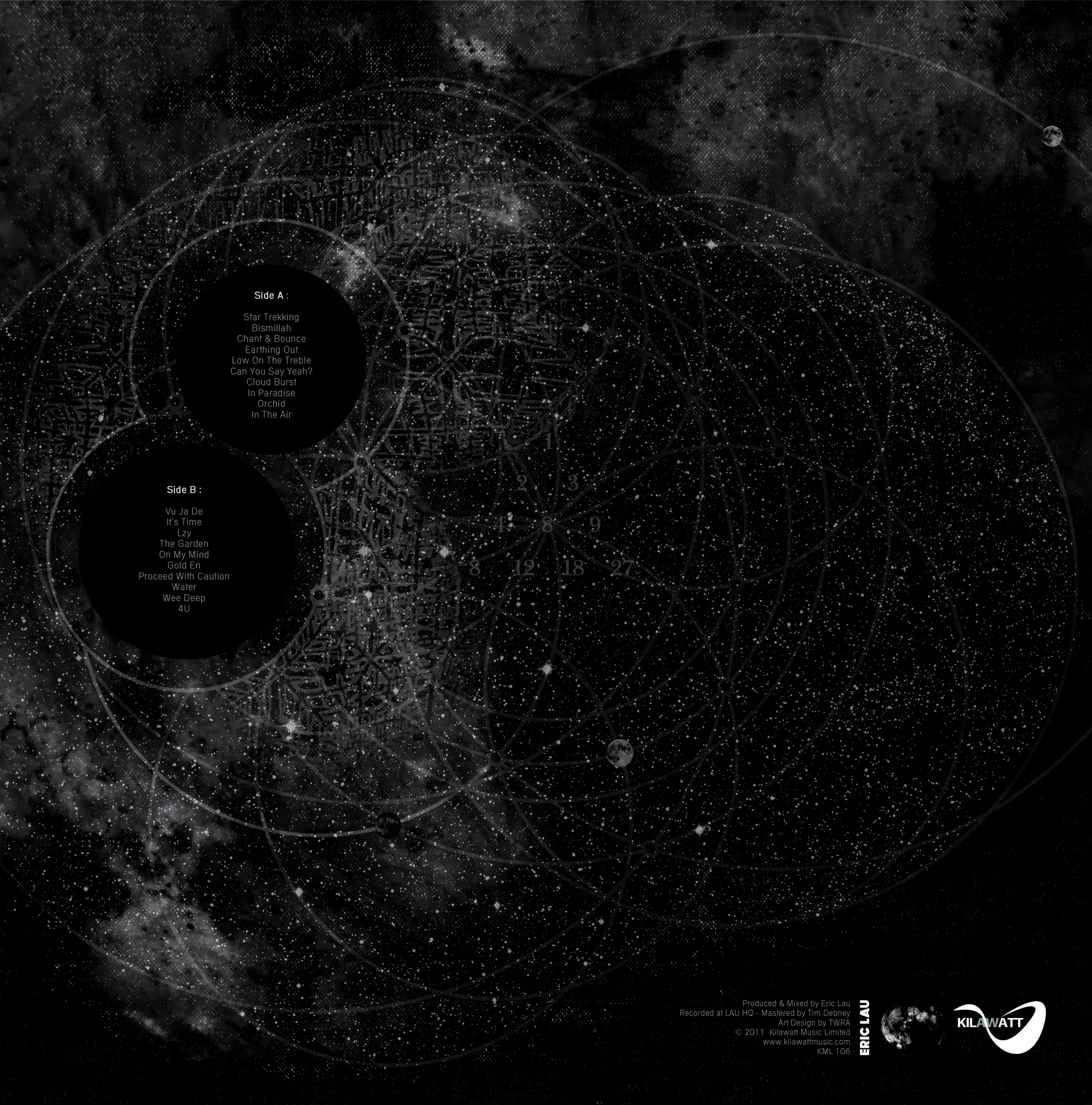 Eric Lau – Quadrivium (Teaser) + Video