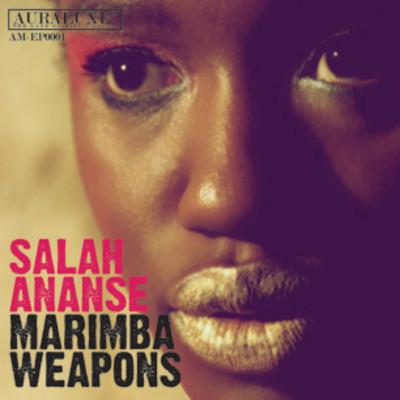 Salah Ananse – Marimba Weapons EP
