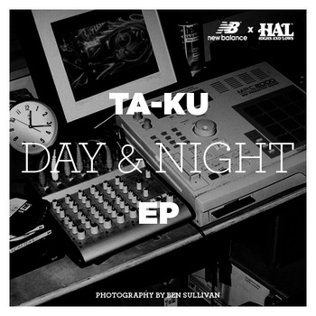 Ta-Ku – Day & Night EP