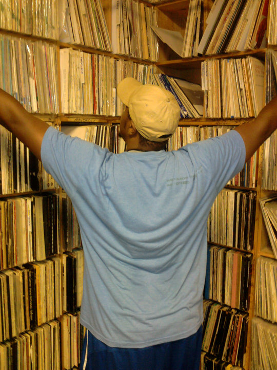 Tall Black Guy – Luv Dancin (Roy Ayers Project)