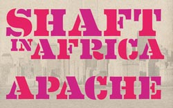 Marc Mac presents: Visioneers – Apache b/w Shaft in Africa (Video)