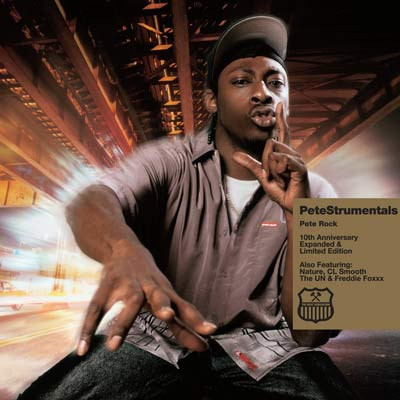 Pete Rock – Back on the Block (Pete's Block Party Dub) feat CL Smooth