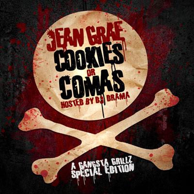 Jean Grae – Cookies or Comas: Gangsta Grillz Special Edition Mixtape [Download]