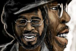 Curtis Mayfield – Stone Junkie/Pusherman (Live in '72)