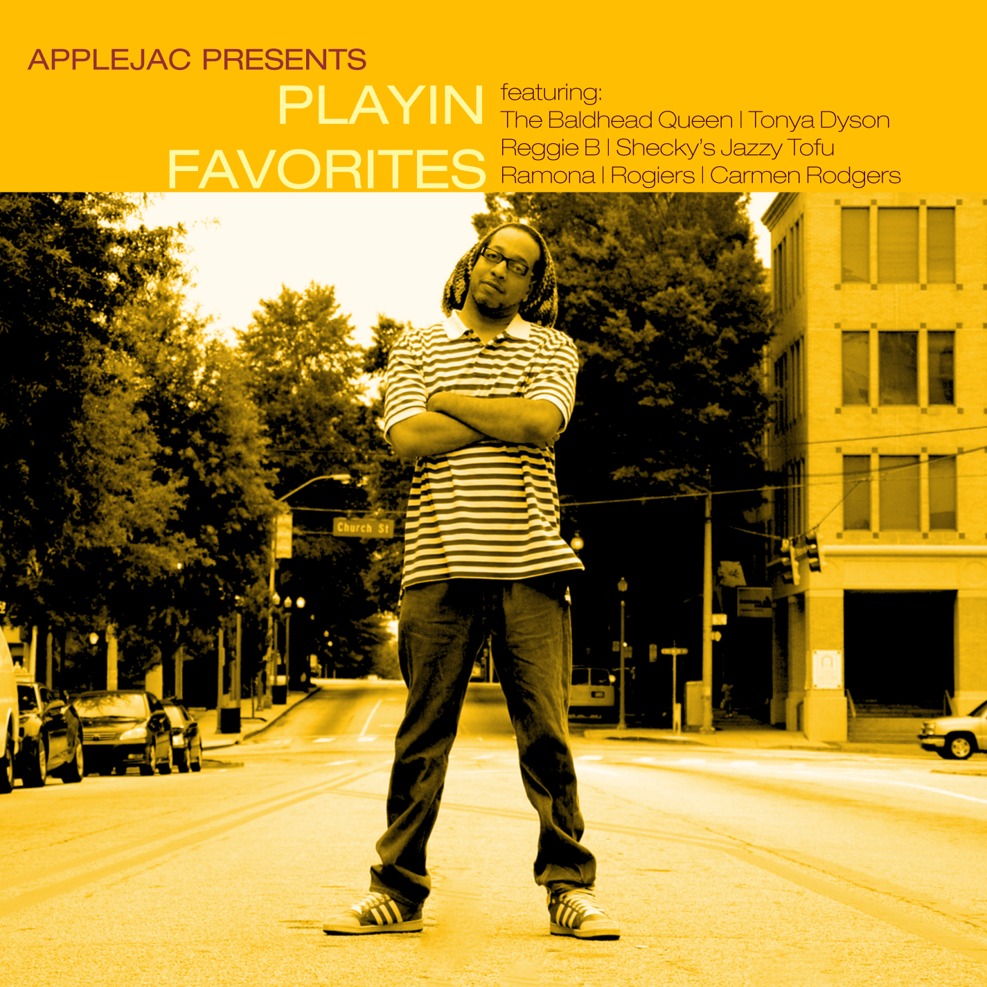 AppleJac – Playin' Favorites