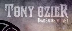 Tony Ozier – BeatsGalore Vol. 1