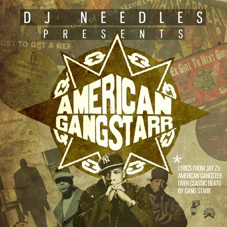 DJ Needles – American GangStarr (Jay Z x GangStarr) (Download)