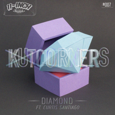 Kutcorners – Diamond feat Curtis Santiago (Waajeed remix)