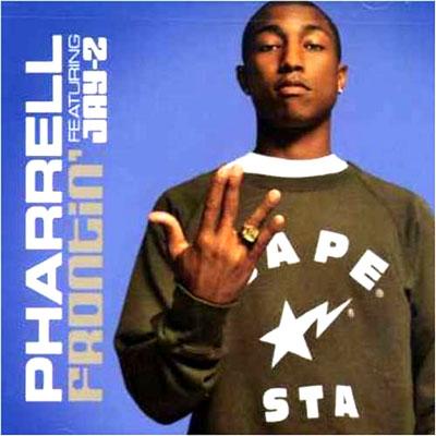 Pharrell – Frontin feat Jay-Z (Buzz-T Remix)