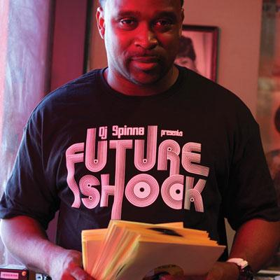 DJ Spinna – Future Shock (Preview)