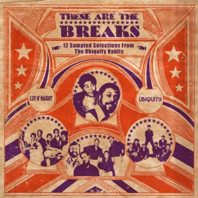 These Are the Breaks: 12 Sampled Selections from the Ubiquity Vaults
