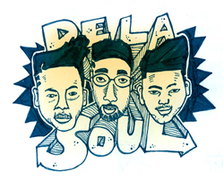 De La Soul – Mr. Big Mouth