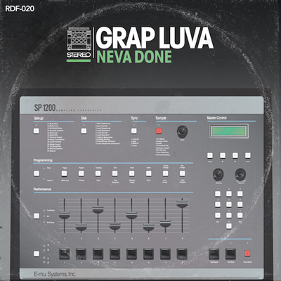 Grap Luva – Rocking With Elegance (One For Damu)