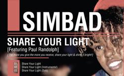 Simbad – Share Your Light feat Paul Randolph