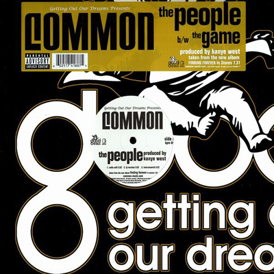 Common – The People Remix feat Ladybug Mecca & Brian Jackson
