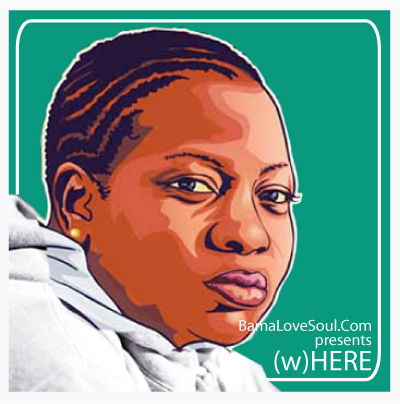 BamaLoveSoul.Com presents Bahamadia – (w)HERE EP