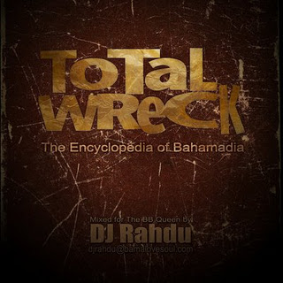 DJ Rahdu - Total Wreck: The Encyclopedia of Bahamadia