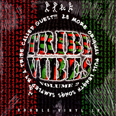Tribe Vibes Vol. 2: More A Tribe Called Quest Samples