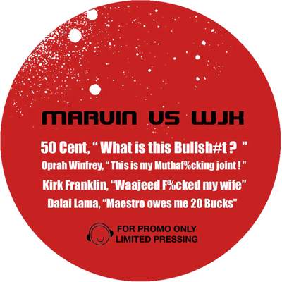 Waajeed & The Jazz Katz – Marvin vs. WJK (2006)