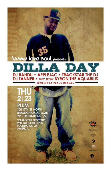 Dilla Day 2012 | BHM, AL | 02.23.2012
