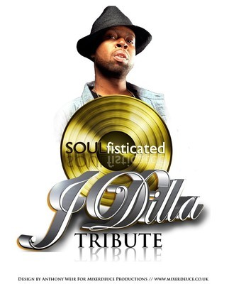 Jason Wynters – SOULfisticated presents 100% J Dilla (Mix)