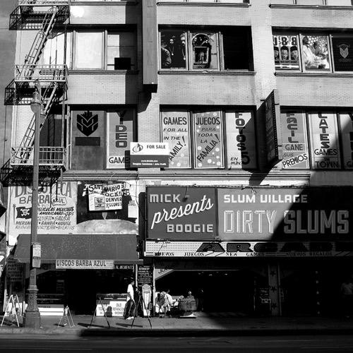 Slum Village – Turning Me Off feat De La Soul
