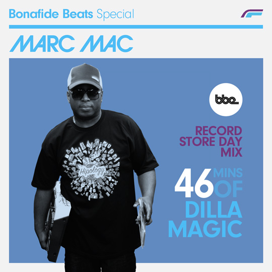 Mark Mac – 46 Minute Dilla Mix