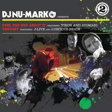 DJ Nu-Mark – Tonight ft J-Live and Lucious Beats