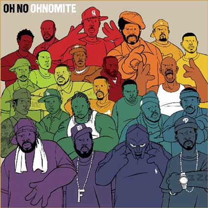 Oh No – Dues n Donts feat Phife Dawg & Jose James