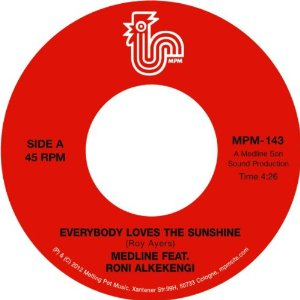 Medline – Everybody Loves The Sunshine feat Roni Alkekengi