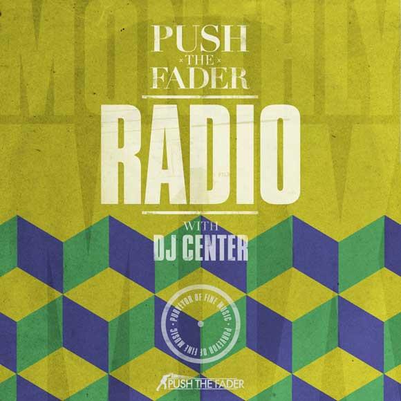 DJ Center – All Brazilian Vinyl Mix | Disco É Cultura (Push the Fader Radio)