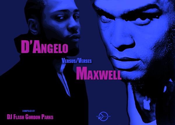 DJ Flash Gordon Parks – D'angelo vs Maxwell Mix (Download)
