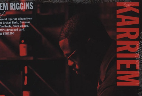 Karriem Riggins – Alone (Album Review)
