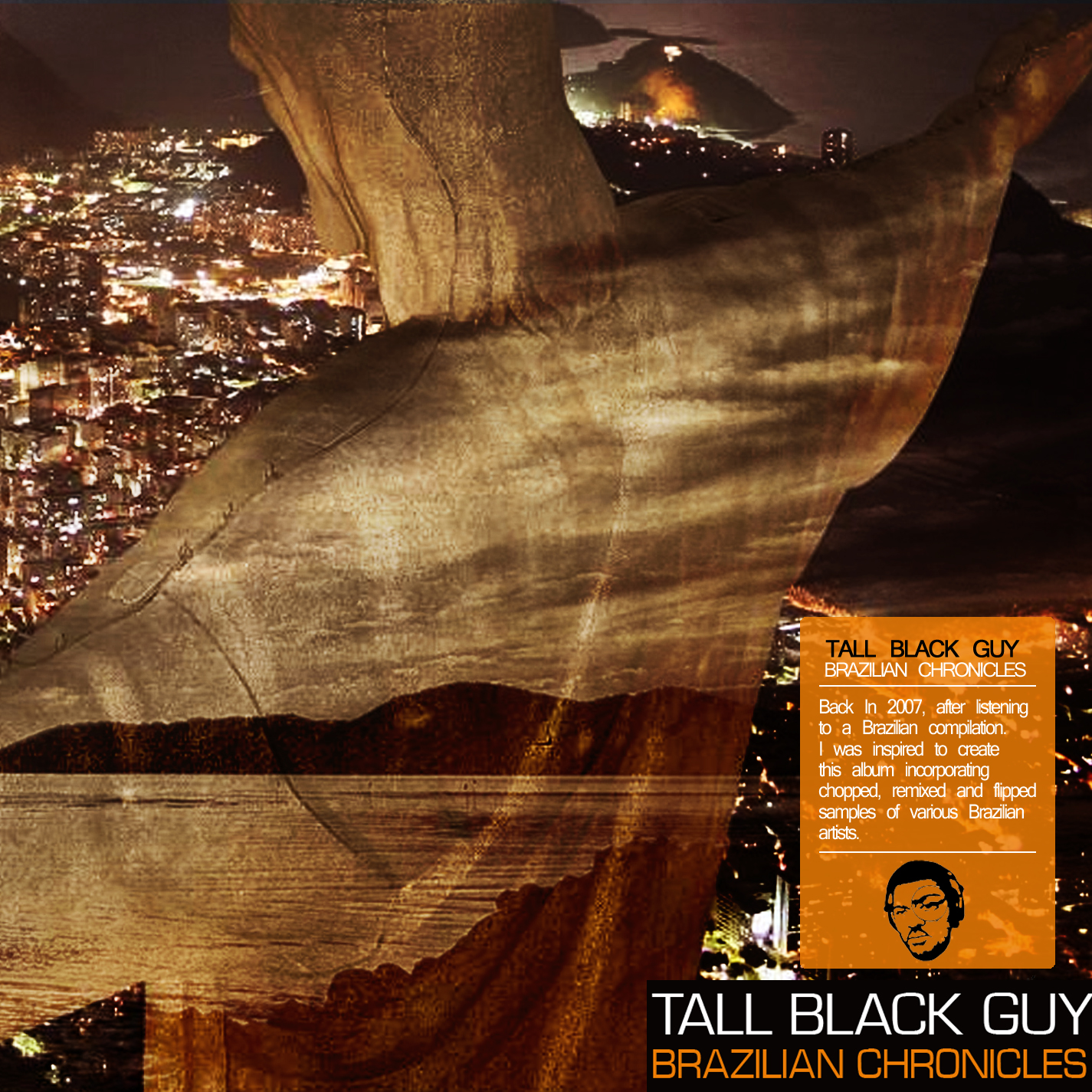 Tall Black Guy – Desperte-se Rapido
