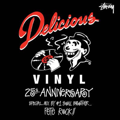Pete Rock – Delicious Vinyl 25th Anniversary Mix